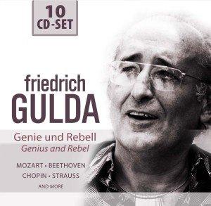 Genie und Rebell. Genius and Rebel, 10 Audio-CDs