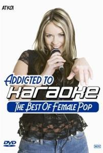 Various: Zoom DVD Addicted To Karaoke Best Of Female Pop