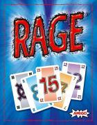 Rage. Kartenspiel