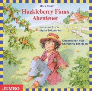 Huckleberry Finn, 1 Audio-CD
