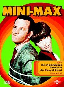 Mini-Max oder die unglaublichen Abenteuer des Maxwell Smart