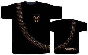 Bandolier (T-Shirt Größe XL)