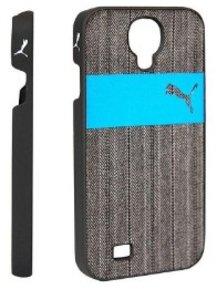 PUMA Blueprint Case, Schutzhülle für Handy Samsung Galaxy S4, grau