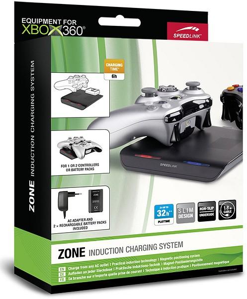 Speedlink ZONE Induction Charging System, Ladeschale für XBOX 36