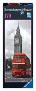 Ravensburger 15128 - London Bus, 170 Teile Puzzle