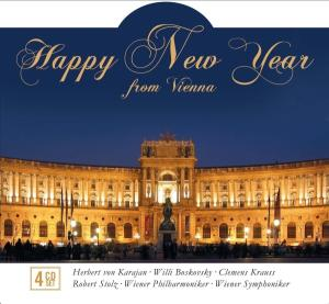 Happy New Year from Vienna