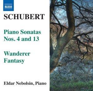 Nebolsin, E: Klaviersonaten 4+13/Wanderer-Fantasie