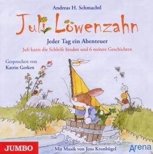 Schmachtl, A: Juli Löwenzahn. Abenteuer/Schleife/CD