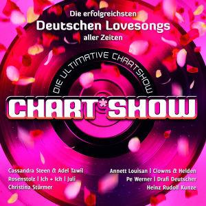 Die Ultimative Chartshow-Deutsche Lovesongs