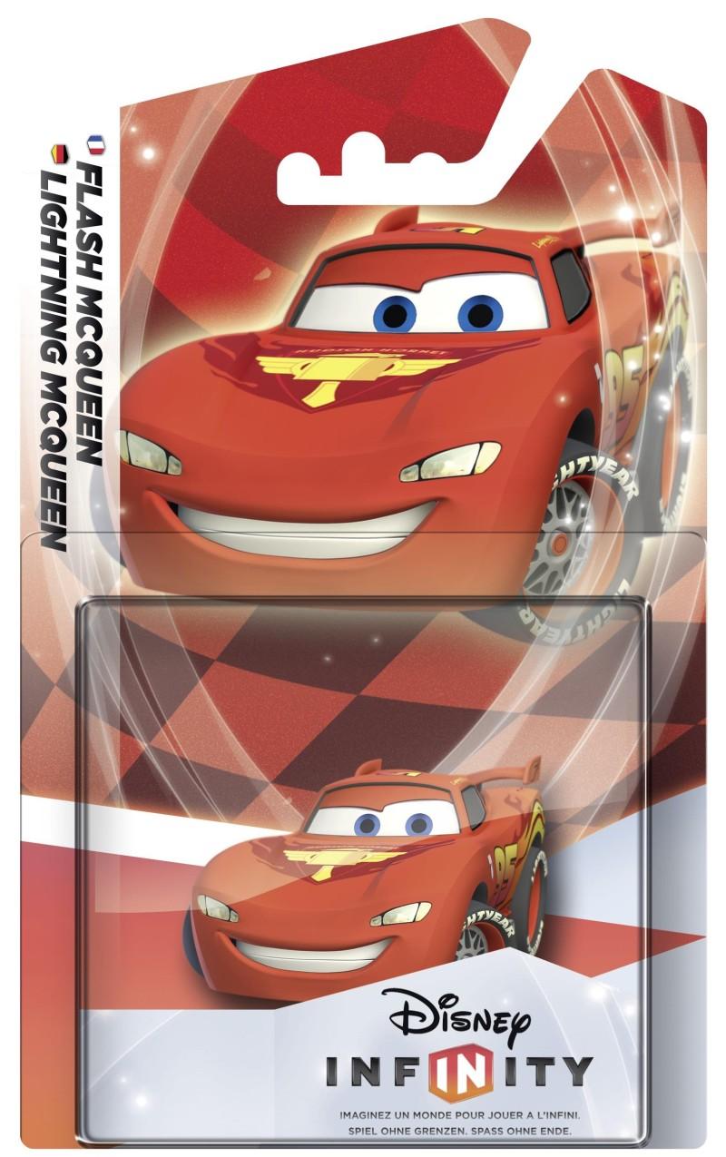 Disney INFINITY - Figur Single Pack - Lightning McQueen