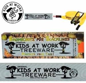 Corvus A750310 - Kids at work: Baumschutz für Slackline