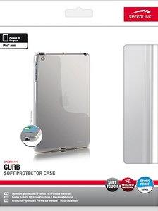CURB Soft Protector Case - Schutzhülle für iPad mini, frosted-klar
