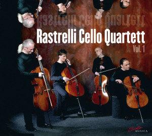 Rastrelli Cello Quartett: Vol.1