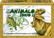 Adlung Spiele - Manimals: Dinos 1, Kartenspiel
