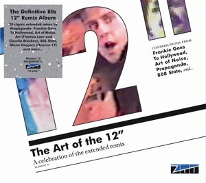"""Various: Art Of The 12\"""""""