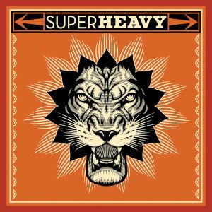 SuperHeavy, 1 Audio-CD