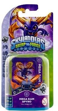 Skylanders Swap Force - MEGA RAM SPYRO (Single Character) Series