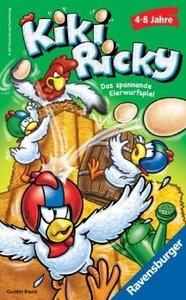 Ravensburger 23242 - Kiki Ricky, Mitbringspiel