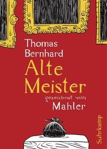 Alte Meister, Graphic Novel