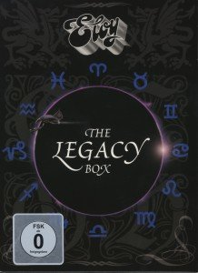 Eloy: Legacy Box (Re-Release 2016)