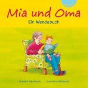 Mia und Oma. Mia und Opa