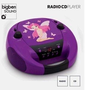 CD-Radio, CD52, tragbar, Fairy III