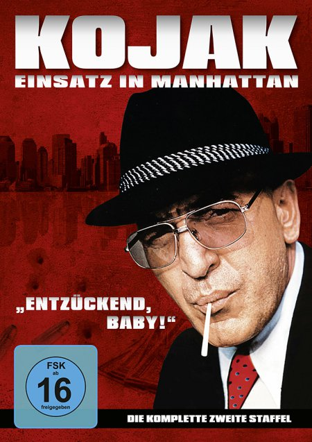 Kojak - Einsatz in Manhattan. Staffel 2