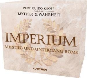 Imperium, 8 Audio-CDs + 2 MP3-CDs