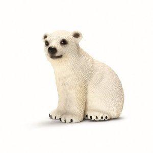 Schleich 14660 - Wild Life: Eisbärjunges