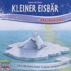 Kleiner Eisbär, Das Musical, 1 Audio-CD