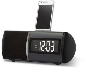 Radiowecker / Dock Station RRSE4 für Smartphones, schwarz