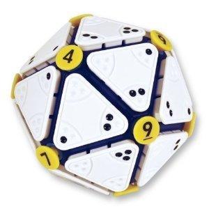 Invento 501210 - 3D-Denksport-Puzzle: IcoSoKu Mathematik Zahlenr