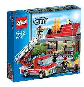 LEGO® City 60003 - Feuerwehreinsatz