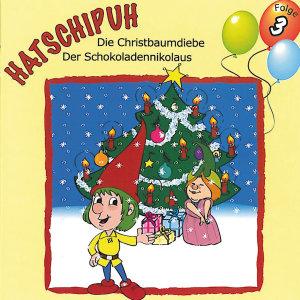 Die Christbaumdiebe / Der Schokoladennikolaus, 1 Audio-CD