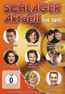Schlager Aktuell-Die DVD