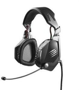 Mad Catz F.R.E.Q. 7 Dolby 7.1 Gaming Headset, matt schwarz
