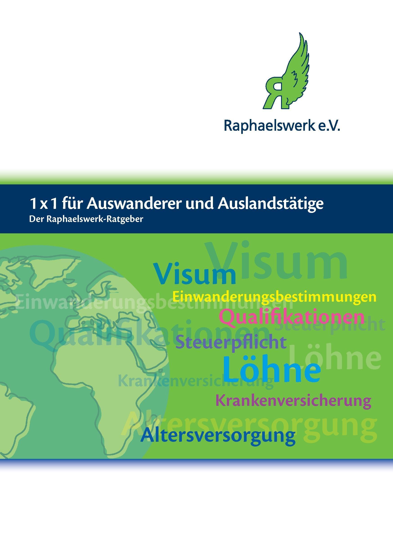 1 x 1 für Auswanderer und Auslandstätige