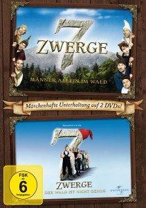 7 Zwerge - Männer allein im Wald & 7 Zwerge - Der Wald ist nicht genug
