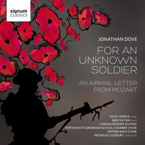 For an Unknown Soldier