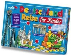 Deutschland - Reise für Kinder