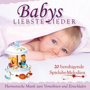 Babys liebste Lieder, 1 Audio-CD