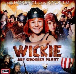Wickie auf großer Fahrt, 1 Audio-CD