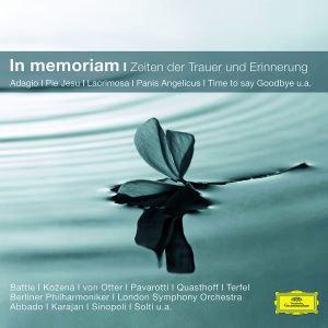 In memoriam - Zeiten der Trauer und Erinnerung, 1 Audio-CD