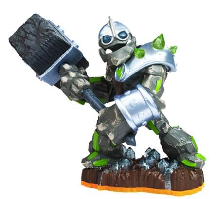 Skylanders: Giants - Crusher