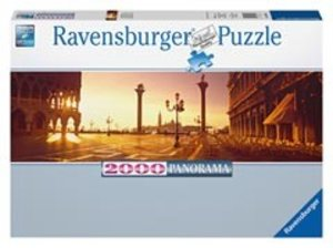 Ravensburger 16692 - Markusplatz, Venedig, Puzzle, 2000 Teile