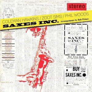 Hawkins, C: Saxes Inc.& Trombone Scene