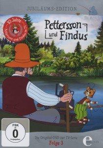 Pettersson & Findus. Folge.3, 1 DVD (Jubiläums-Edition)