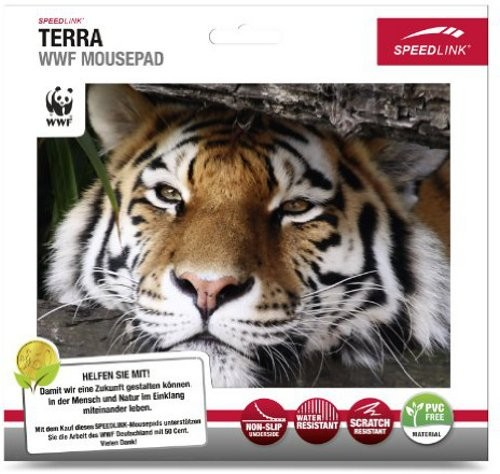 SPEEDLINK - TERRA WWF Mousepad Tiger