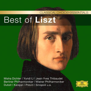 Best of Liszt, 1 Audio-CD
