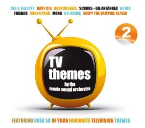 TV Themes-By The Movie Sound Orchestra